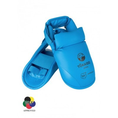 TOKAIDO Fussschutz Karate (blau)