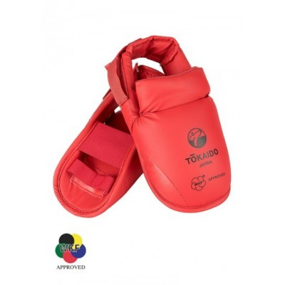 TOKAIDO Fussschutz Karate (rot)