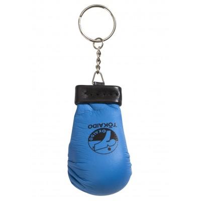 Schlüsselanhänger Mini-Handschuh Karate