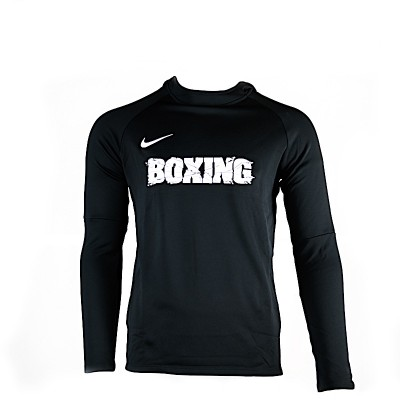 NIKE Men's Boxing Training Hoodie (schwarz)