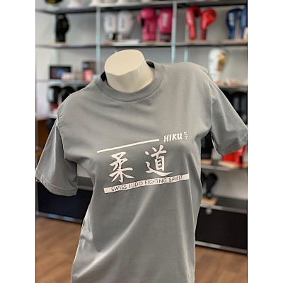 HIKU Judo T-Shirt 'Fighting Spirit'