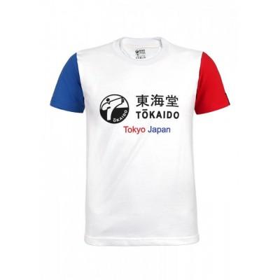 TOKAIDO - T-Shirt «AKA/AO»