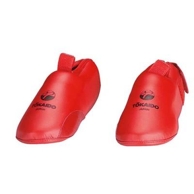 TOKAIDO Fussschutz Karate (rot) - VORGÄNGERMODELL