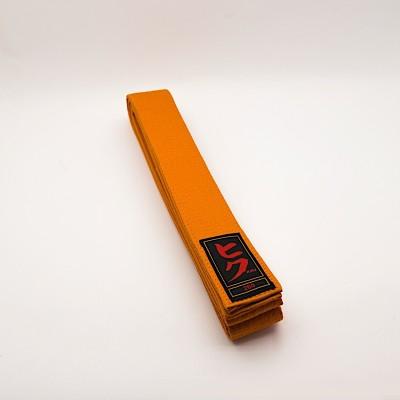 HIKU Budo-Gürtel (orange)