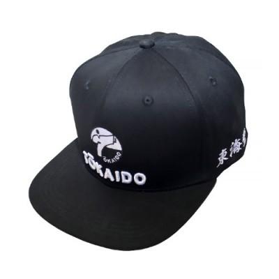 TOKAIDO Baseball-Cap mit Bestickung (schwarz)