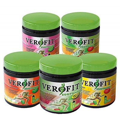 VEROFIT Isotonic Sportgetränk
