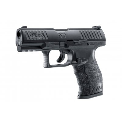 Walther - PPQ M2 T4E, ca. 5 Joule (Cal .43)