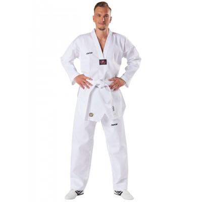 KWON Victory - Taekwondo Anzug (weisses Revers)