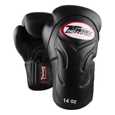 TWINS SPECIAL Boxhandschuhe BGVL 6 (schwarz)