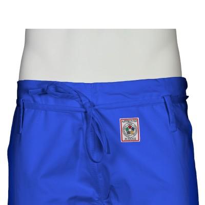 HIKU Shiai - Judo Wettkampf-Hose (blau)