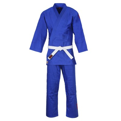 HIKU Shiai PRO - Judo Wettkampf-Anzug (blau)