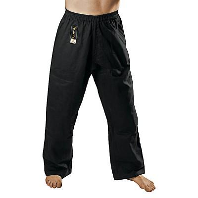 HIKU Hose mit Elastikbund (schwarz)