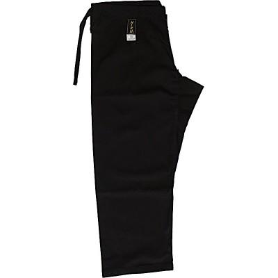 HIKU Hose mit traditioneller Schnürung (schwarz)