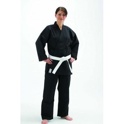 HIKU Kihon Karate-Anzug (schwarz)