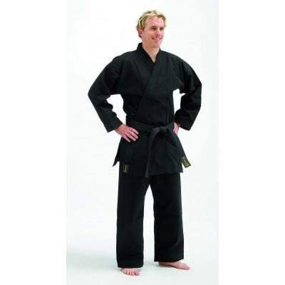 HIKU Hotaka Karate-Anzug (schwarz)