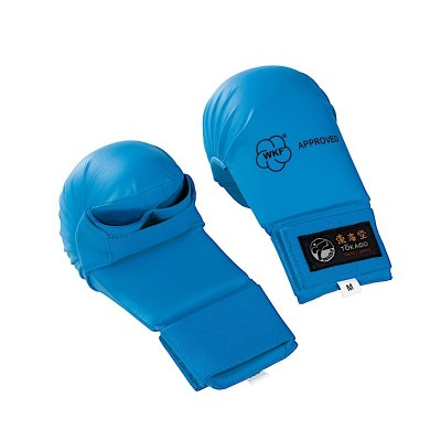 TOKAIDO Handschutz Karate (blau)