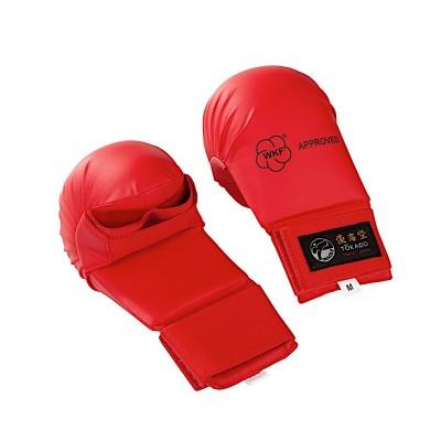 TOKAIDO Handschutz Karate (rot)