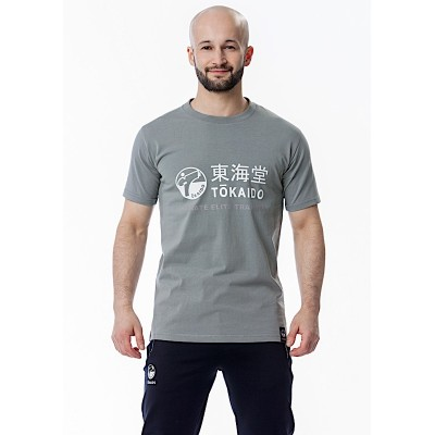 TOKAIDO Athletic T-Shirt (dunkelgrau)