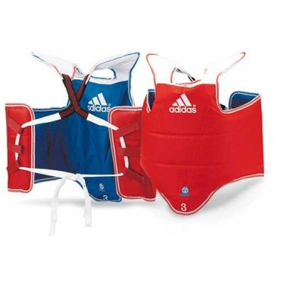 ADIDAS Kampfweste reversible (WTF approved)