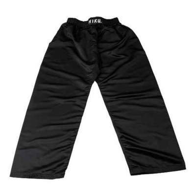 HIKU Kickboxing Hose (schwarz)