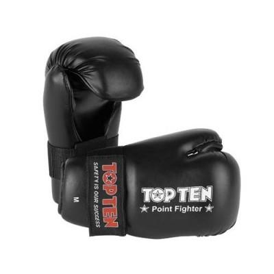 TOP TEN Point Fighter Handschuh (schwarz)