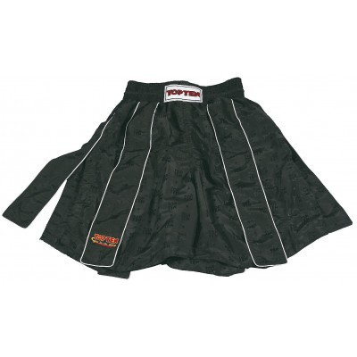 TOP TEN 'Pro' Box Shorts (schwarz)