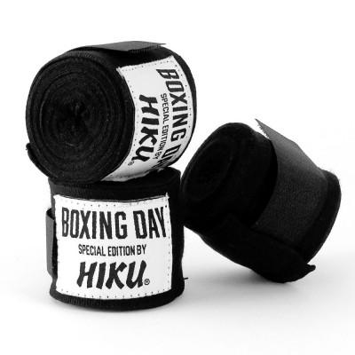 HIKU 'Boxing Day Special Edition' Boxbandage (schwarz)