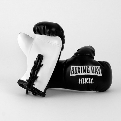 HIKU 'Boxing Day Special Edition' Mini-Boxhandschuhe
