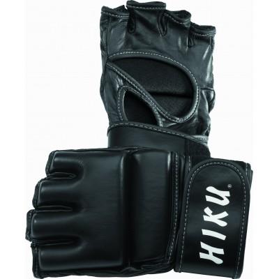 HIKU Free Fight Handschutz (schwarz)