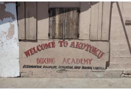 «No school? No boxing!»